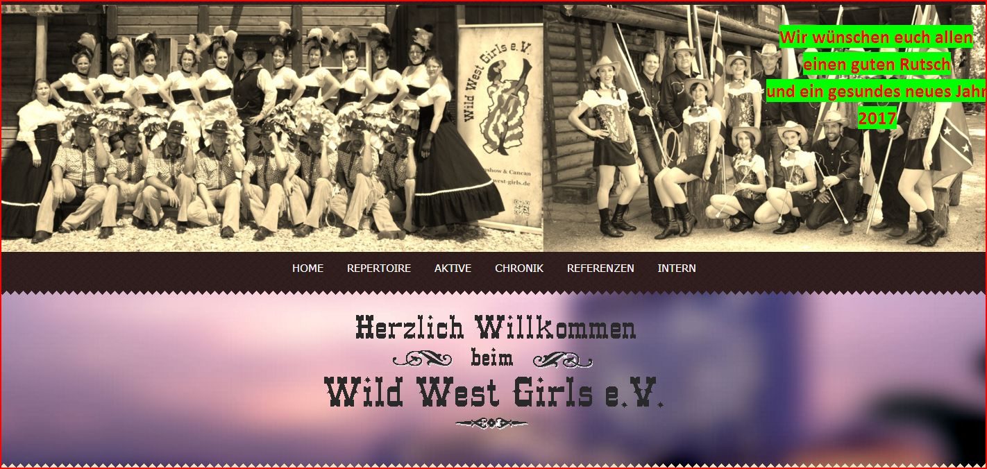 Wild West Girls
